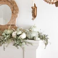 heirloom-pumpkins-eucalyptus-on-mantel-102