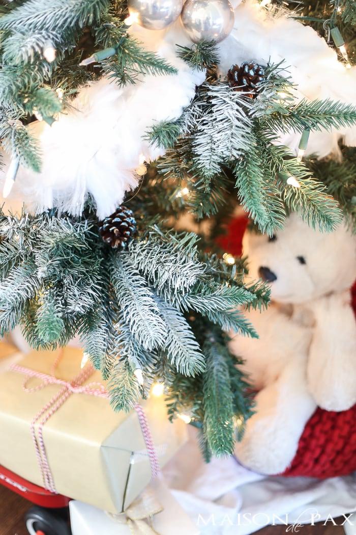 Real Feel Christmas Trees