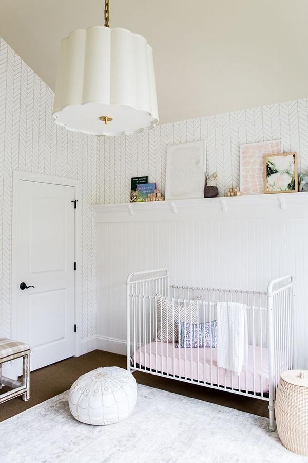 white nursery